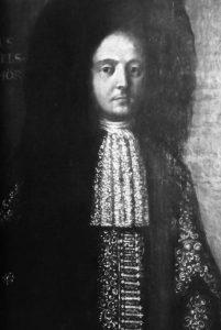 Freiherr (Graf) Guidobald von Welsperg (1655-1731)