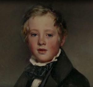 Graf Ludwig von Langenstein (1820-1872).